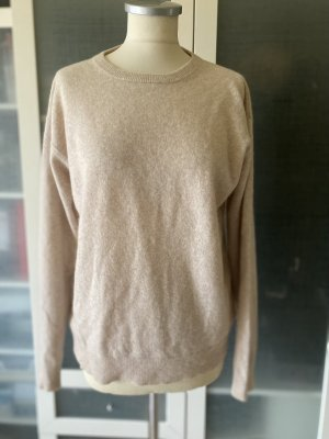 Westbury Pullover in cashmere color carne