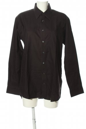 Westbury Langarmhemd schwarz Casual-Look