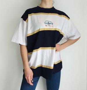 Westbury XL True Vintage oversize t-Shirt tshirt shirt top oberteil schwarz weiß bluse hemd