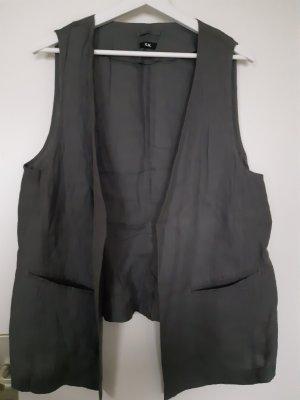 Gerry Weber Waistcoat dark grey
