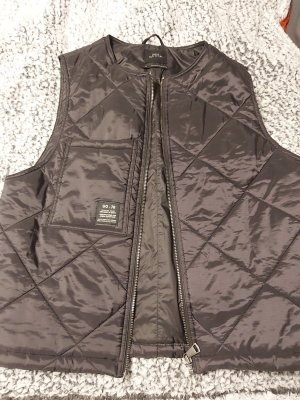 Urban Outfitters Reversible Vest black