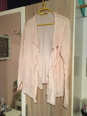 s.Oliver Cardigan lungo smanicato rosa pallido-rosa antico