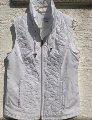 Mark Adam Quilted Gilet white