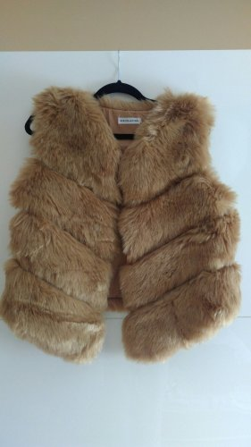 new collection Pelt Jacket sand brown