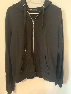 New Yorker Hooded Vest black