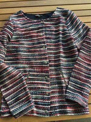 Street One Gilet tricoté multicolore