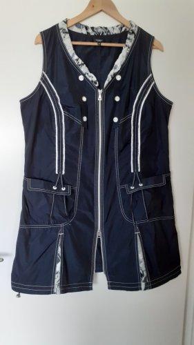Bexley's Woman Sports Vests dark blue