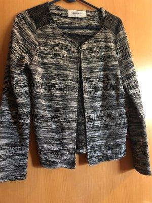 Vero Moda in Blue Gilet tricoté multicolore