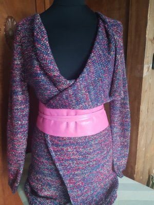 Sweewe Knitted Vest multicolored