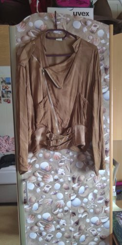 Gilet de costume bronze-marron clair