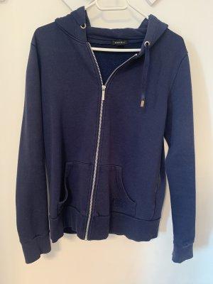 Amisu Hooded Vest dark blue