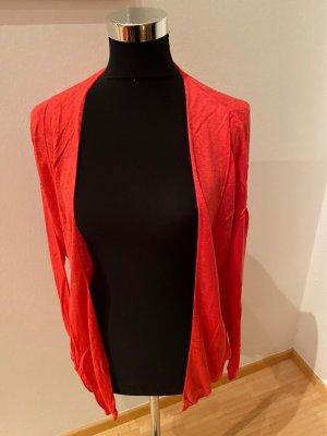 H&M Gebreid vest roze