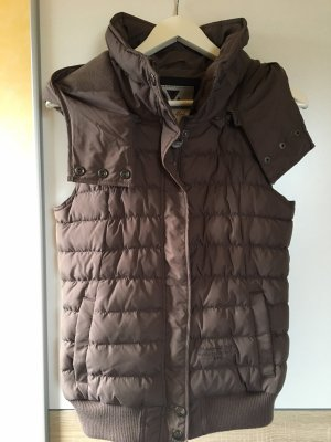 Fresh made Quilted Gilet multicolored