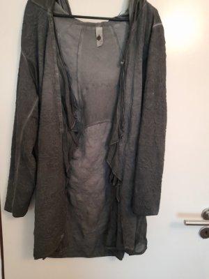 Tredy Hooded Vest grey
