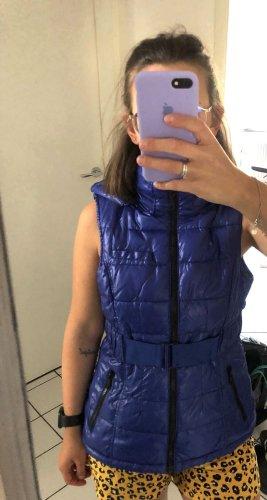 mister*lady Gilet à capuche bleu