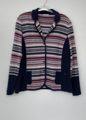 Lucia Smanicato lavorato a maglia multicolore Lana