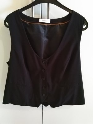 C&A Yessica Waistcoat black polyester