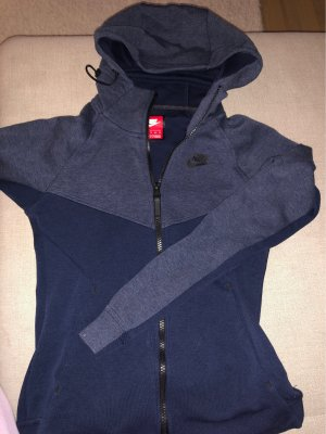 Nike Hooded Vest dark blue-slate-gray