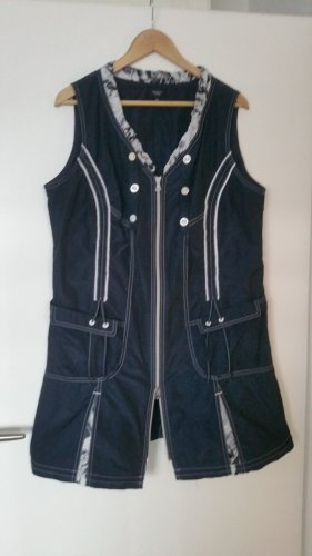 Bexleys Sports Vests dark blue