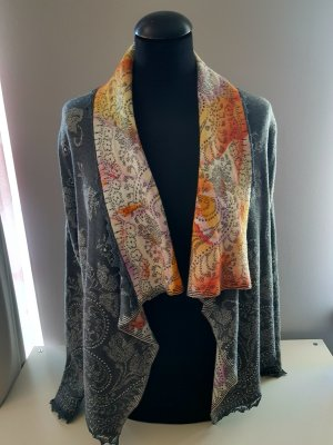 Marc Cain Knitted Vest multicolored