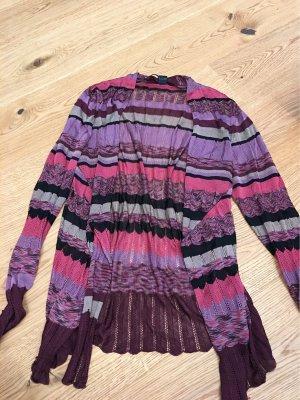 s.Oliver Smanicato lavorato a maglia multicolore