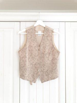 Weste cardigan beige jackete hemd bluse pulli pullover tshirt t-shirt jacket shirt true vintage