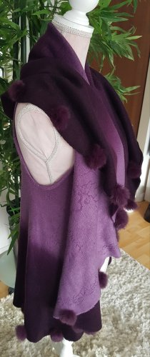 Reversible Vest lilac