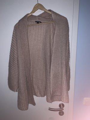 Comma Smanicato lavorato a maglia rosa pallido