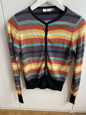 Jean Louis Francois Knitted Vest multicolored