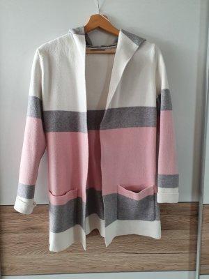 Orsay Gilet long tricoté multicolore
