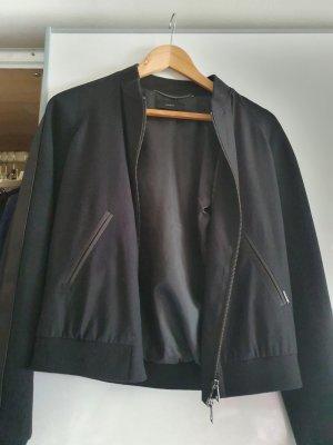 Diesel Omkeerbaar vest zwart