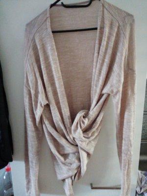 Takko Smanicato lavorato a maglia beige chiaro