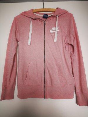 Nike Hooded Vest light pink-pink