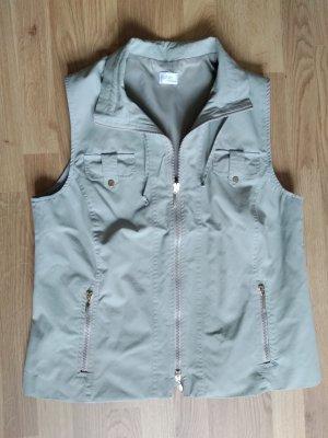 Faber Sports Vests sage green cotton
