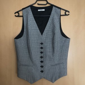 Marco Polo Reversible Vest grey