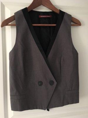 Comptoir des Cotonniers Tuxedo Blazer black-grey