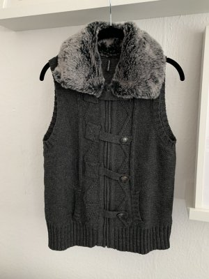 Soyaconcept Knitted Vest multicolored