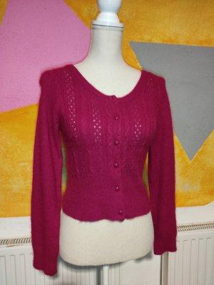 H&M Knitted Bolero magenta
