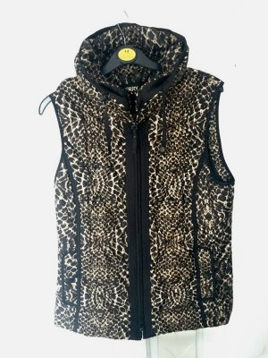 Gerry Weber Quilted Gilet multicolored