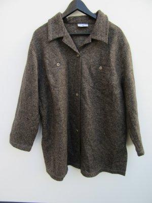 Vintage Gilet bavarois brun