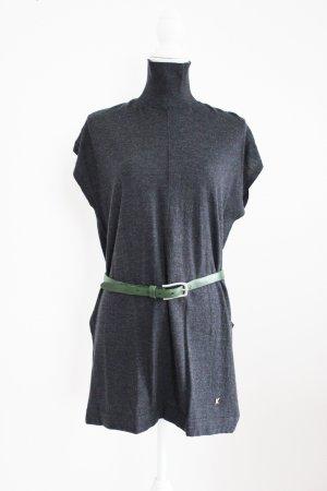 Weste / Kleid/ Rollkragenkleid von Kenzo Paris, Gr. S, grau