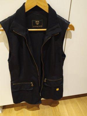 MCM Waistcoat black