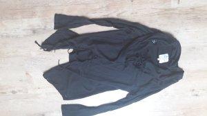 Tom Tailor Veste à franges noir