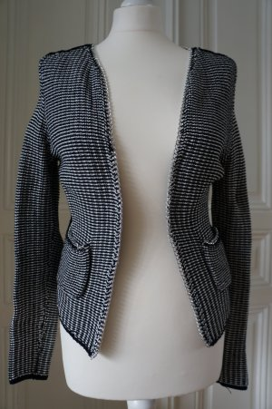 Hennes & Mauritz Knitted Vest multicolored viscose