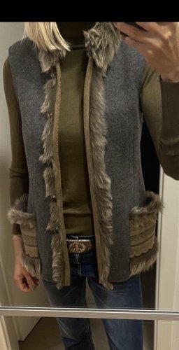 Meindl Fur vest multicolored