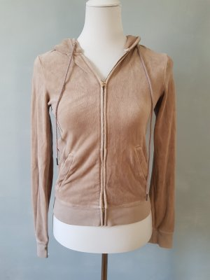 Juicy Couture Hooded Vest oatmeal