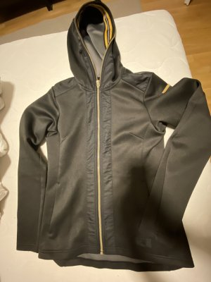 Peak performance Hooded Vest black-anthracite