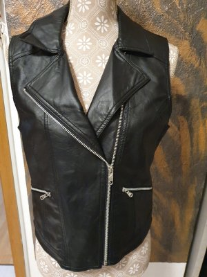 Selena Biker Vest black