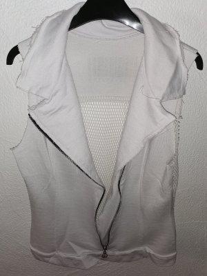 Moda Italia College Jacket white