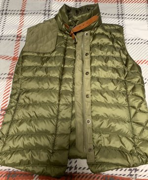 Polo Ralph Lauren Quilted Gilet khaki